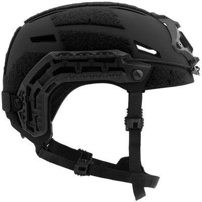 Galvion Caiman Bump Helmet Side - Black