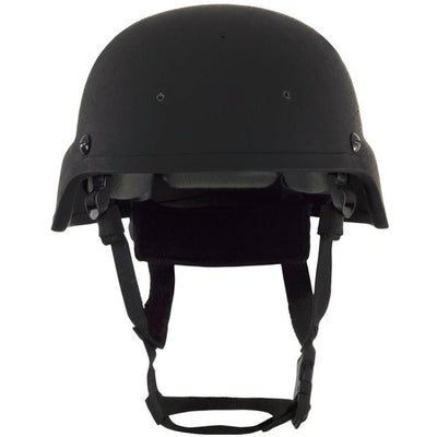 Galvion Batlskin Viper A3 Full Cut Helmet Black front