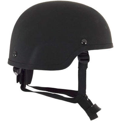 Galvion Batlskin Viper A3 Full Cut Helmet Black side