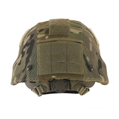 Galvion Batlskin Viper Premium Helmet Cover Full Cut MultiCam Back