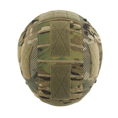Galvion Batlskin Viper Premium Helmet Cover High Cut MultiCam Top