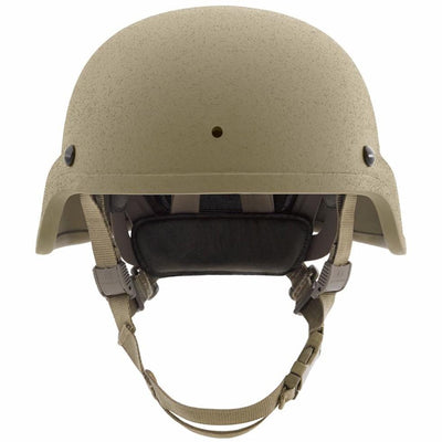 Galvion Batlskin Viper A3 Full Cut Helmet Tan499 Front