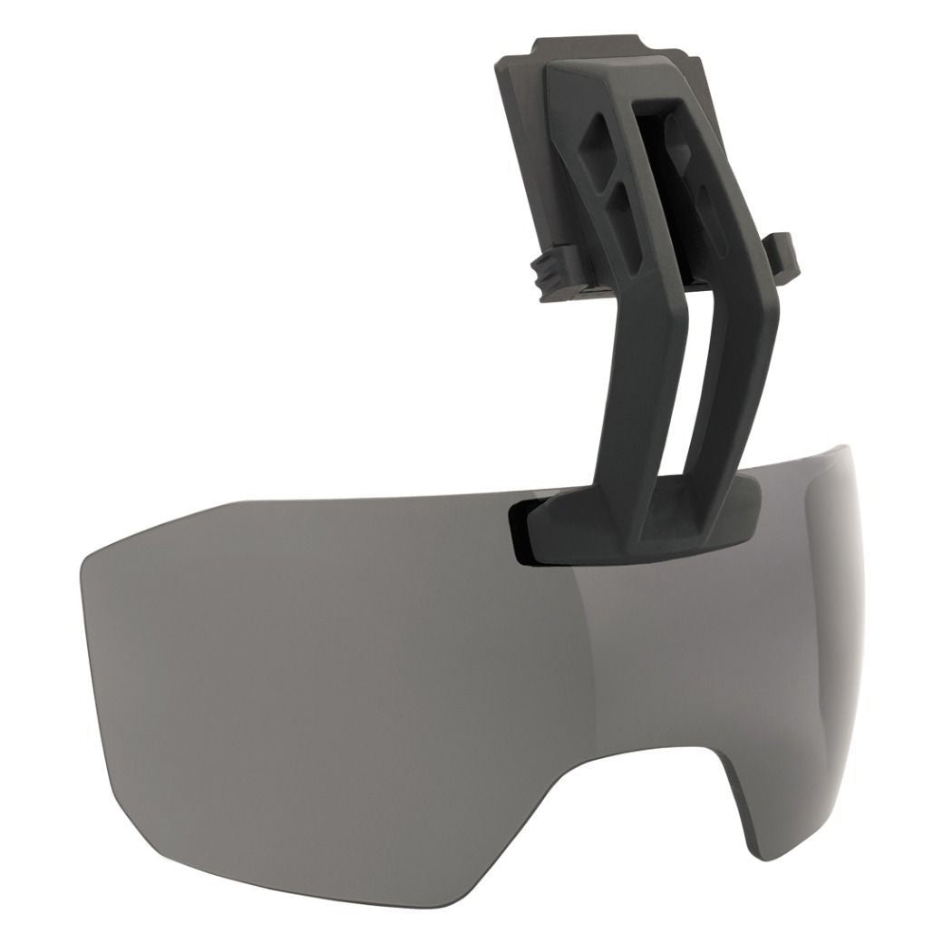 Galvion Caiman Fixed Arm Visor with Smoke Lens