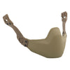 Galvion Caiman Ballistic Mandible Guard - Tan499