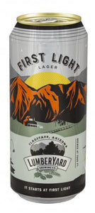 Lumberyard 1st Light Lager
