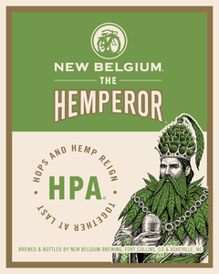 New Belgium Hemperor HPA Draft