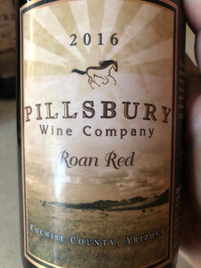 Pillsbury Roan Red