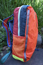 Load image into Gallery viewer, Cotopaxi Batac Backpack - Orange/Green Logo