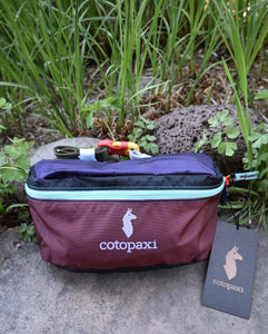 Cotopaxi Fannypack - Maroon