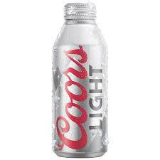 Coors Light 16oz Can