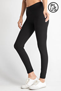 PREMIUM Black Legging