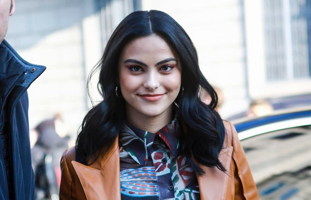 Camila Mendes Swears by This Inner Glow Serum
