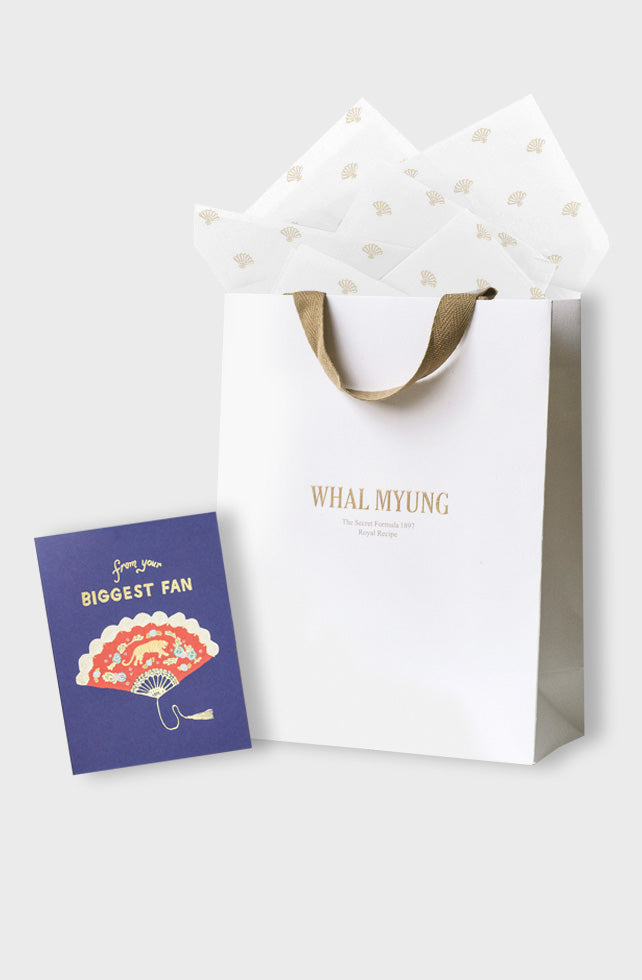 WHAL MYUNG LUXURY GIFT WRAP SET