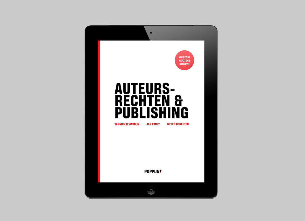 Auteursrechten & Publishing (ebook)