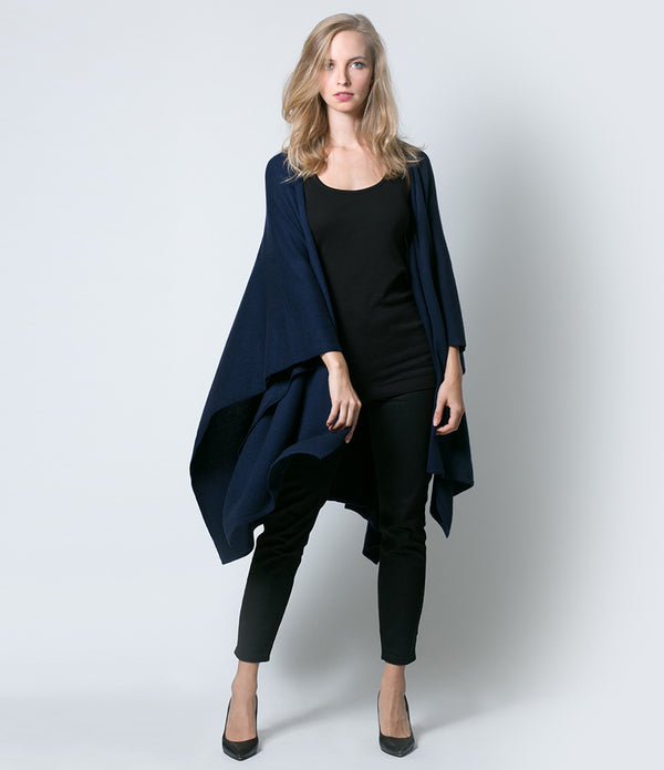 Eclipse Blue Cape