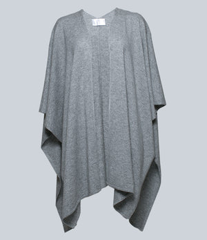 Flint Gray Cape