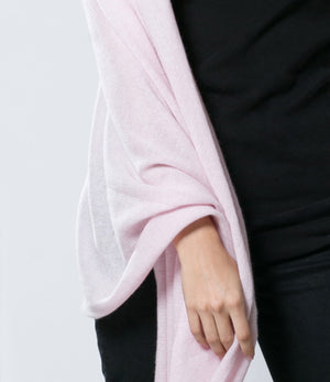 Pale Rose Wrap
