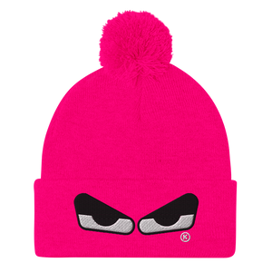 K10® Beanie (pink, yellow, green)