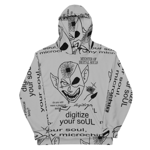 minister of digital souls® Hoodie (limited to 10 pieces)