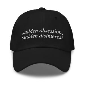 Sudden® 🧢 Hat