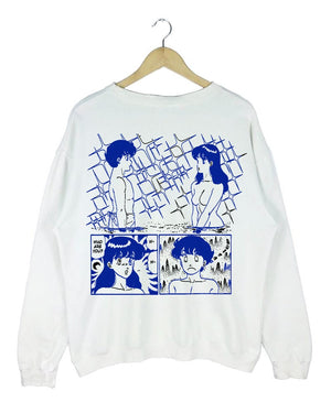 Kikillo x Hikaru Yuzuki. Who are you?® Sweatshirt