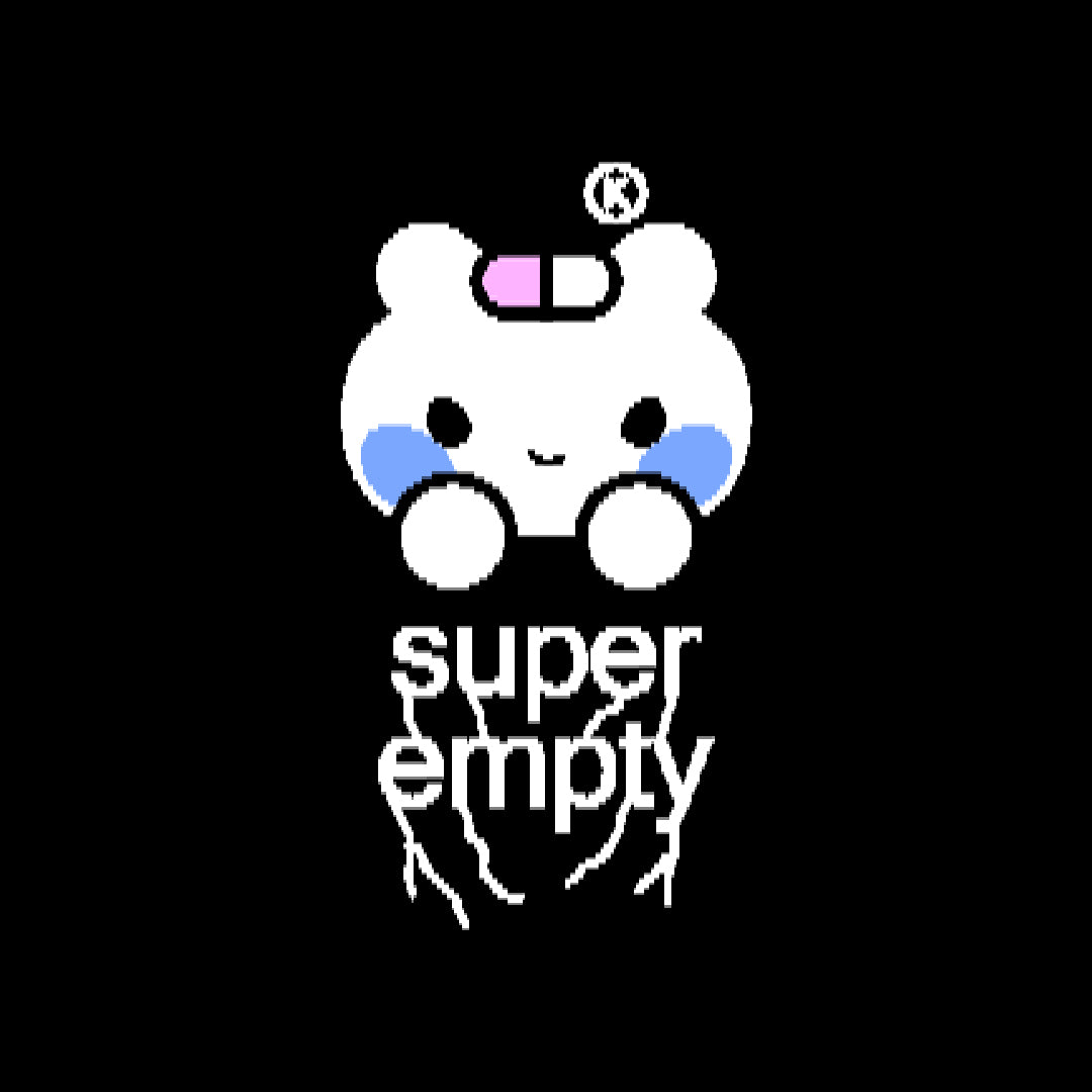 Super Empty® Black Edition T-Shirt