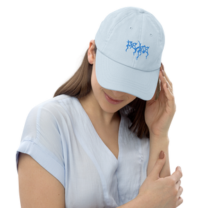 Peace® Light Blue 🧢 Hat