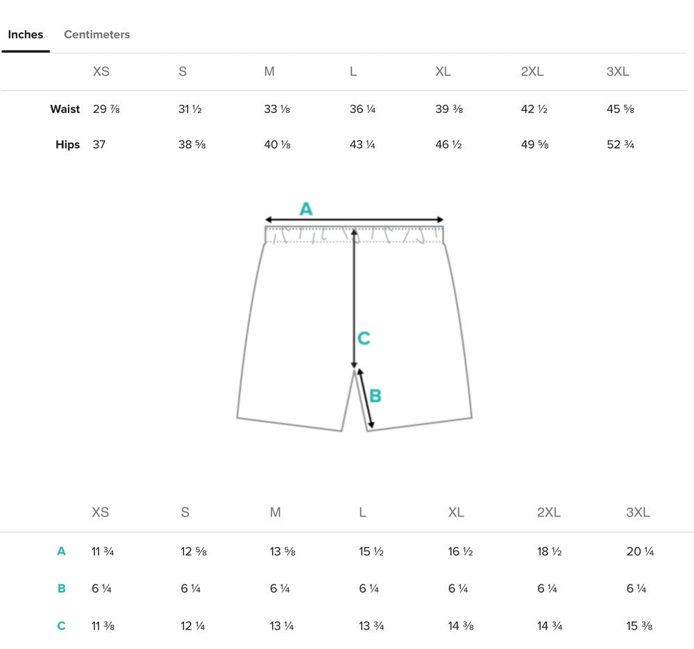 INVENTORY FASHION PATTERN® Shorts (MEGALIMITED)