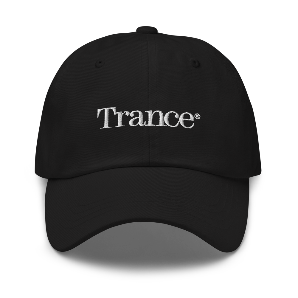 Trance® 🧢 hat (embroidered)
