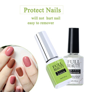 Magic Remover Nail Polish