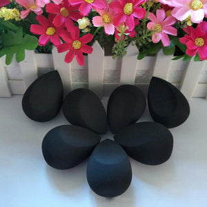 5PC Shape Puff Makeup Sponge Cosmetic Powder Puff