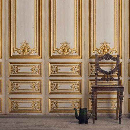 Gilded French Panels