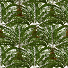 Stunning Botanical Palms wallpaper