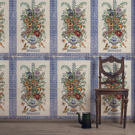 Arabesque Tile - DebbieMcKeegan - Wallpaper - 1