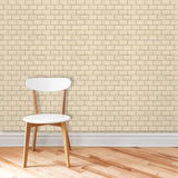 District Line Tile - Old Cream