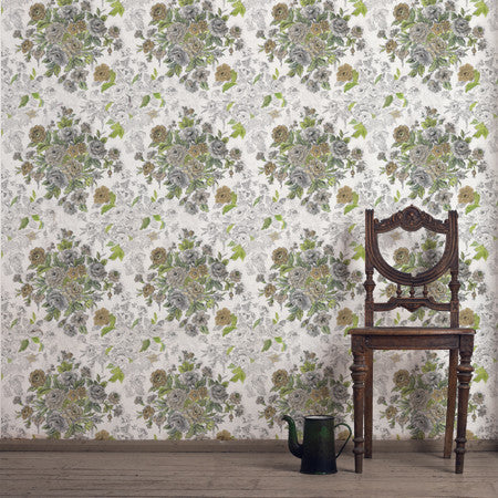 Highgrove beige - DebbieMcKeegan - Wallpaper - 1