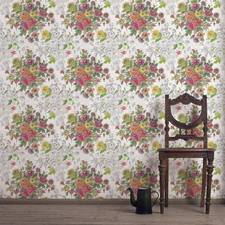 Highgrove Orange - DebbieMcKeegan - Wallpaper - 1