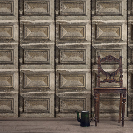 Ancient Stone Panel - DebbieMcKeegan - Wallpaper - 3