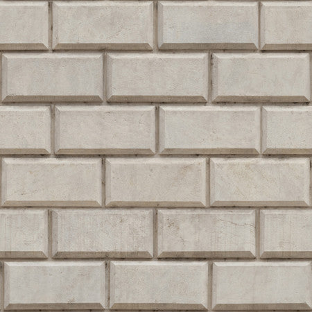 Stucco Bricks : Custom Mural - DebbieMcKeegan - Wallpaper - 1