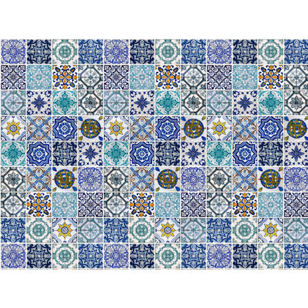 Lisbon Tile - DebbieMcKeegan - Wallpaper - 3