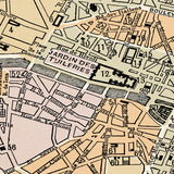 Old Paris Map - DebbieMcKeegan - Wallpaper - 1