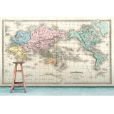 Pacific World Map - DebbieMcKeegan - Wallpaper - 2