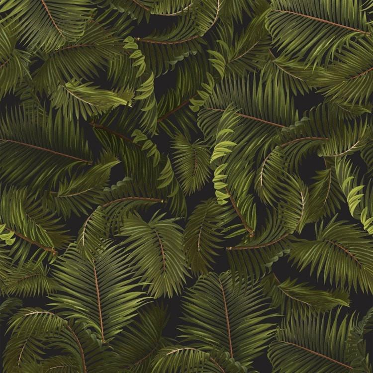 Robustas Palm (fabric)