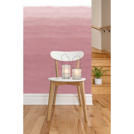 Pastel Ombre Rose - DebbieMcKeegan - Wallpaper - 1