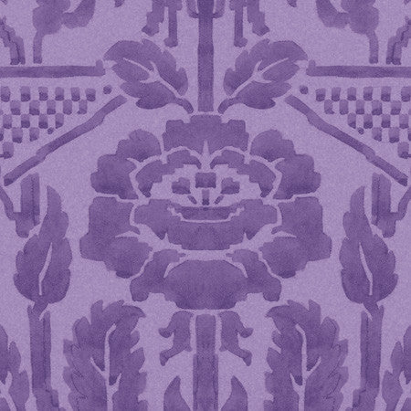 Woburn Purple - DebbieMcKeegan - Wallpaper - 2