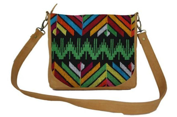 Ikat Cross Body Bag