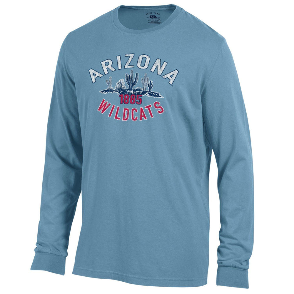 Arizona 1885 Wildcats Outta Town Long Tee