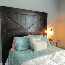 Load image into Gallery viewer, Barn X Headboard