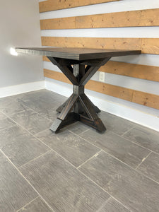 Square X Dining Table