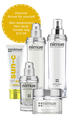 Nimue introductory facials